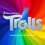 Trolls Soundtrack CD