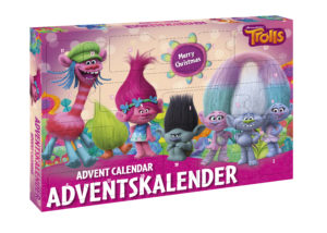 Adventskalender Trolls