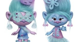 Trolls Fashion Zwillinge