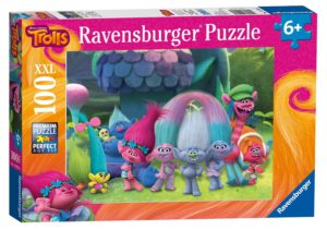 Troll Spielzeug Ravensburger Trolls Puzzle Relax 100 Teile