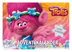 Craze Adventskalender Trolls 2017