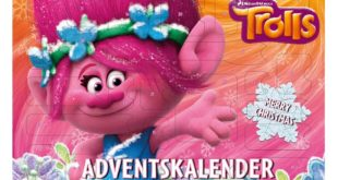 Adventskalender Trolls 2017