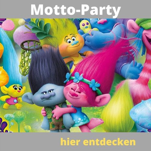Trolls Motto Party